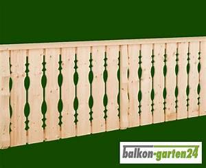 Bretter Für Balkongeländer : holzbalkon bausatz balkongel nder balkon holz balkonbretter berchtesgaden ebay ~ Markanthonyermac.com Haus und Dekorationen