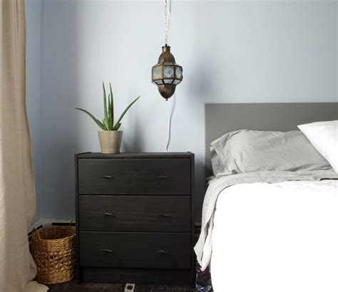 Turning Moroccan Lanterns Into Hanging Bedside Lamps