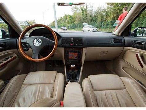 voitures occasion volkswagen golf iv interieur cuir mitula voiture