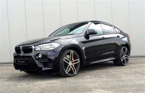 G-power Announces Performance Tune For 2015 Bmw X6 M
