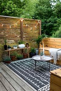 Terrassengestaltung Kleine Terrassen : 1001 ideen f r terrassengestaltung modern luxuri s und gem tlich garten pinterest ~ Markanthonyermac.com Haus und Dekorationen