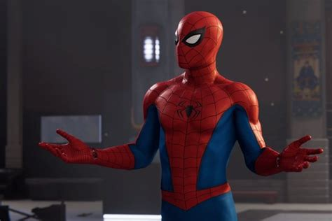 Spider-man Ps4 Wedding Proposal Easter Egg Didn't Go As