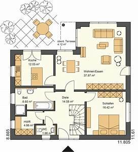 Grundriss Bungalow 100 Qm : lebensk nstler bungalow 170 qm ~ Markanthonyermac.com Haus und Dekorationen
