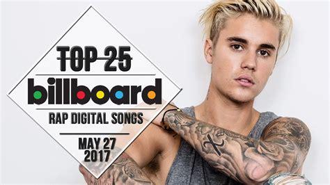 Top 25 • Billboard Rap Songs • May 27, 2017