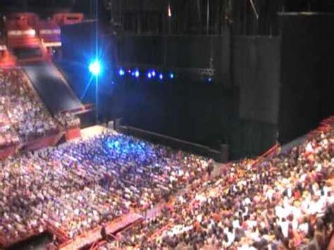 la salle de bercy avant mozart l op 233 ra rock le 10 07 2011
