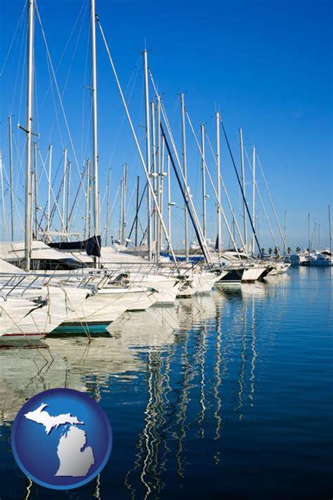 Boat Storage Holland Mi by Marinas In Michigan