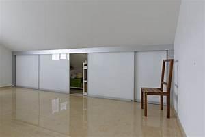 Schrank Bauen Dachschräge : schrank in der dachschr ge nach mass dachschr genschrank halbhoch und doppelt tief als b ro und ~ Markanthonyermac.com Haus und Dekorationen