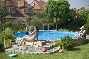 Pool Garten Preis : ein eigener pool im garten badespa f r die ganze familie ~ Markanthonyermac.com Haus und Dekorationen