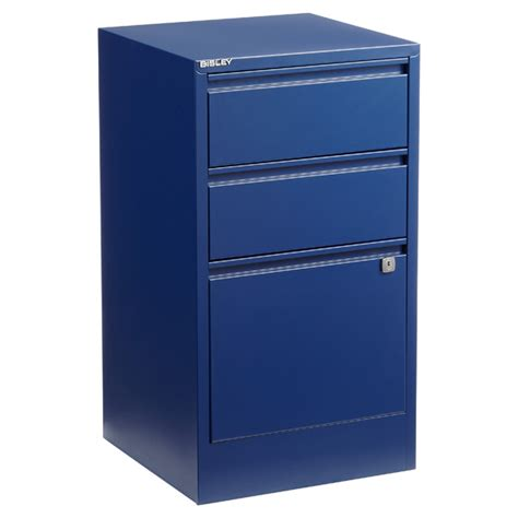oxford blue bisley 2 3 drawer file cabinets the container store