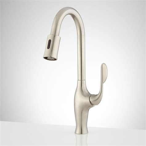100 touchless kitchen faucet royal line captivating
