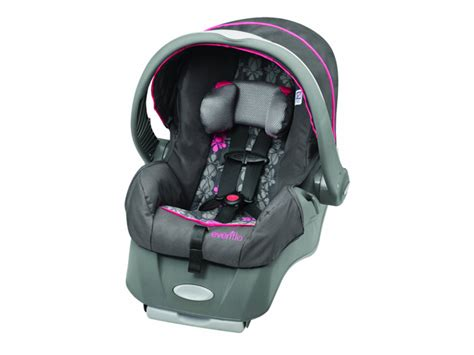 recall alert evenflo convertible car seats booster seats