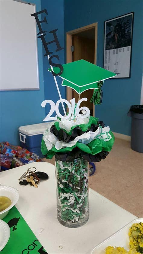 17 best ideas about graduation centerpiece on