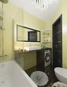 4 Qm Bad Gestalten : moderne badezimmergestaltung 30 ideen f r kleine b der ~ Markanthonyermac.com Haus und Dekorationen