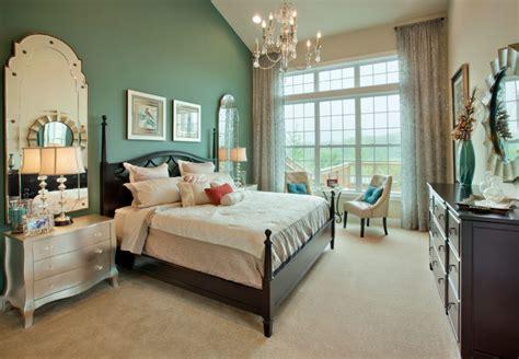 Bedroom Interior Marvelous Green Mixed White