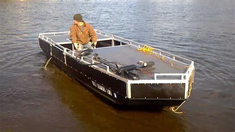 jet jon bowfishing boat