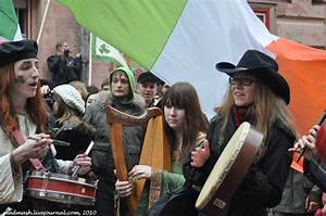 St Patrick's Day Spirit Captured in 19 Unbelievable Images