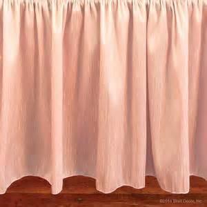 bratt decor crib skirts