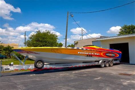Cigarette Rough Rider Boats For Sale by 46ft 2006 Cigarette 46 Rough Rider Xp Cigarette Buy