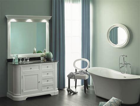 meuble de salle de bain retro