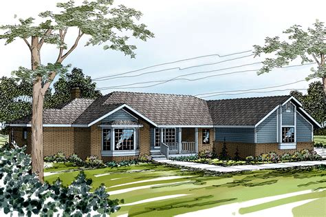 Ranch House Plans-grayling-associated Designs