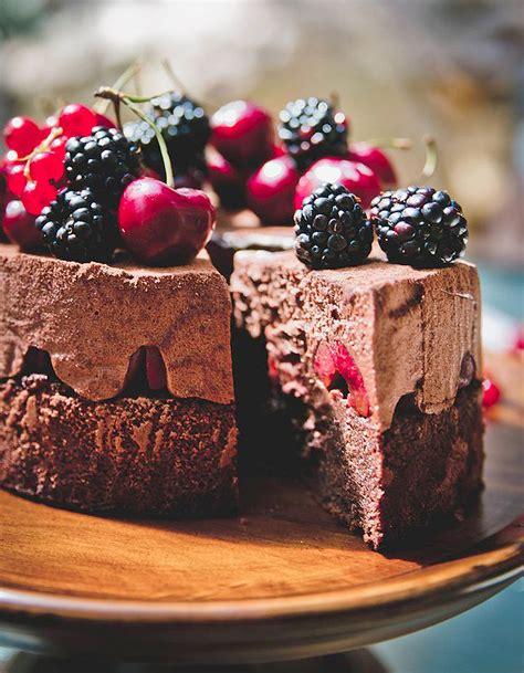 dessert au chocolat original for 234 t aux fruits dessert au chocolat les desserts des