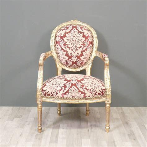fauteuil louis xvi m 233 daillon fauteuils louis xv