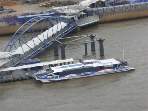 Boat From Tower Hill To North Greenwich by London S First Highway Part 2 The Surprising Success Of