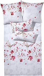 Flanell Bettwäsche 155x220 : h bsche bettw sche aus flanell rosa 155x220 von erwin m ller bettw sche ~ Markanthonyermac.com Haus und Dekorationen