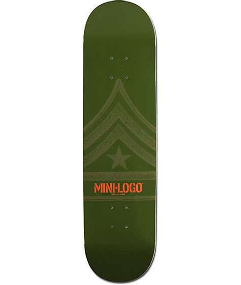 powell mini logo 8 25 quot skateboard deck at zumiez pdp