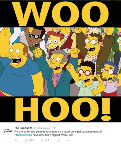 The Simpsons Voice Harry Shearer Returns As Mr Burns And