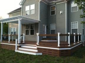 25 best ideas about deck skirting on front porch deck deck storage and front