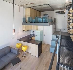 Apartment Einrichten Ideen : kleine wohnung einrichten 30 ideen f r optimale raumnutzung ~ Markanthonyermac.com Haus und Dekorationen