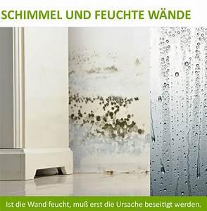 Wand Feucht Was Tun : anti schimmel farbe ratgeber tipps empfehlungen ~ Markanthonyermac.com Haus und Dekorationen