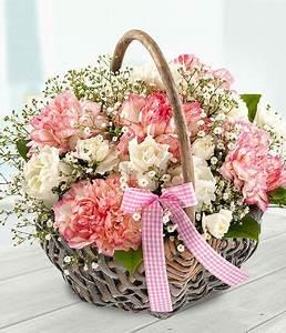 Beautiful Day - mothers day flower basket arrangement ...