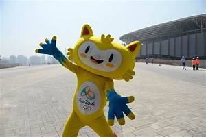 Meet Olympics Mascot Vinicius: Facts About The Rio 2016 ...