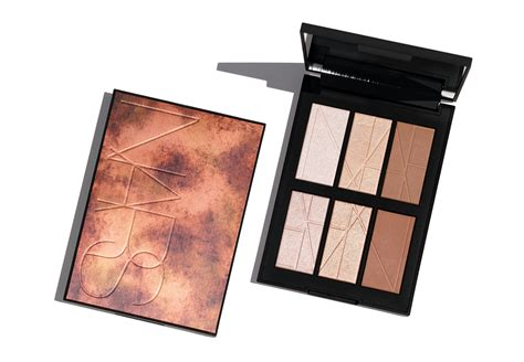 Nars Bord De Plage Highlighting And Bronzing Palette The