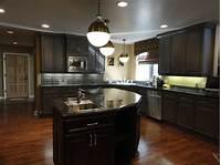 dark kitchen cabinets 25 TRADITIONAL DARK KITCHEN CABINETS ...... - Godfather Style