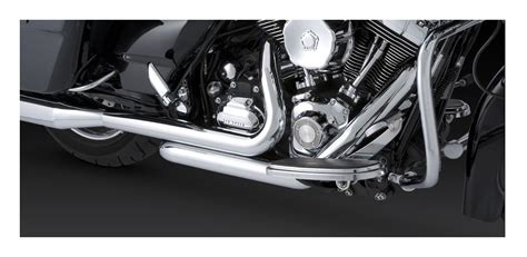 vance hines dresser duals headers for harley touring