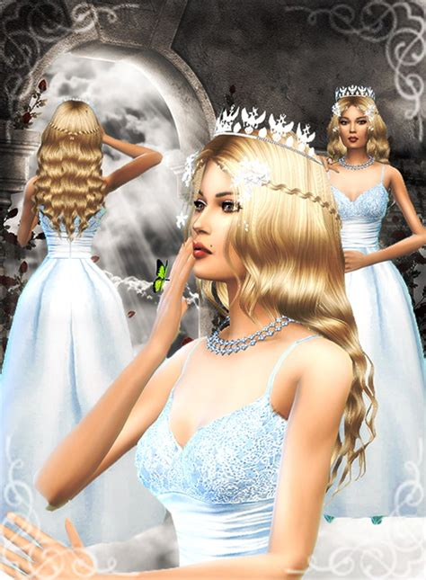 ang 233 lique marquise des anges by mich utopia at sims 4 passions 187 sims 4 updates