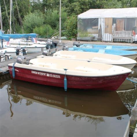 Sloep Zonder Motor by Motorboot Nicki Zonder Stuur Sloep Loosdrecht