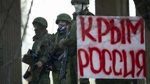 Kampf um die Krim: Putin will Kampftruppen auf die Krim ...