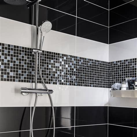 indogate carrelage salle de bain blanc