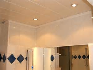installer des spots au plafond