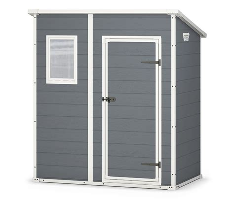 plastic shed 6 x 4 free shed plans