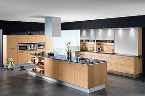 Moderne Küchen Bilder : holzkuchen modern alles ber wohndesign und m belideen ~ Markanthonyermac.com Haus und Dekorationen