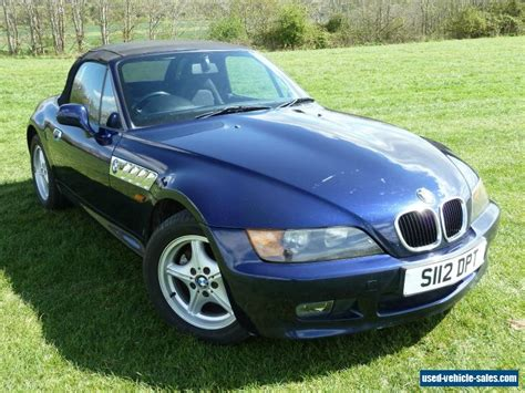 1998 Bmw Z3 For Sale In The United Kingdom