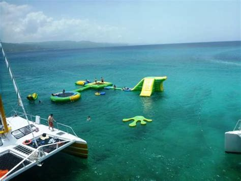 Catamaran Snorkeling Montego Bay Jamaica by Montego Bay Catamaran Cruise To Margaritaville