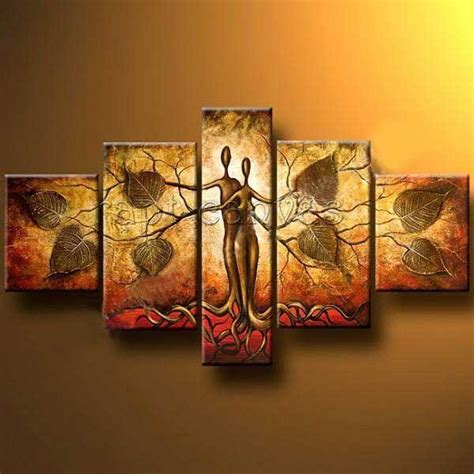 modern abstract painting wall decor large canvas