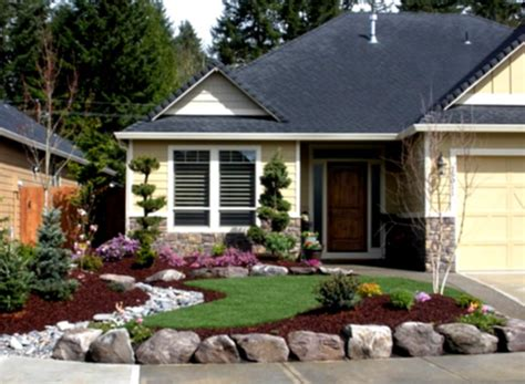 Cheap Landscaping Ideas For Front Yard-home Dignity