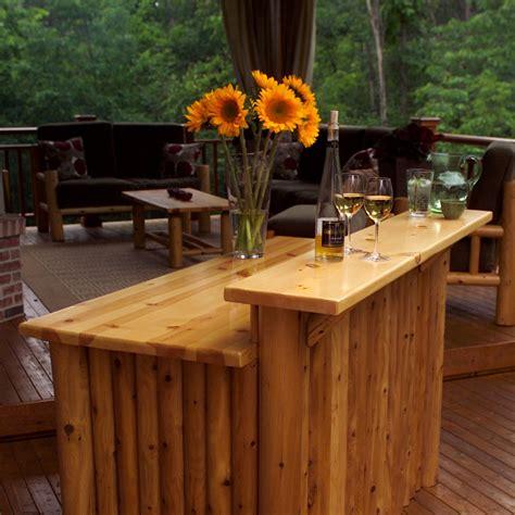 rustic outdoor bar ideas myideasbedroom